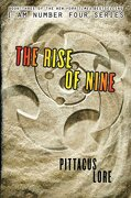 The Rise of Nine (libro en Inglés) - Pittacus Lore - Harper Collins Usa