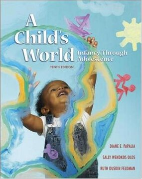 portada A Child s World: Infancy Through Adolescence With Lifemap Cd-rom And Powerweb