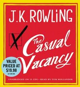 The Casual Vacancy - J. K. Rowling - Little, Brown & Company