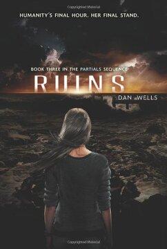 portada Ruins (Partials Sequence) (libro en Inglés)