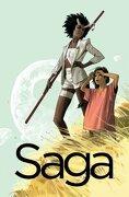 Saga Volume 3 (libro en Inglés) - Brian K Vaughan - Image Comics