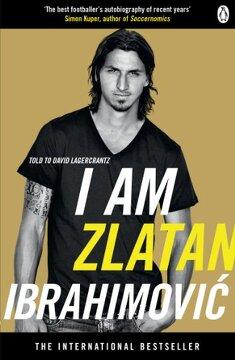 portada I Am Zlatan Ibrahimovic