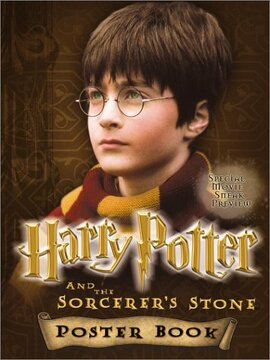 portada Harry Potter Poster Book