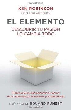 portada El Elemento (vintage Espanol) (spanish Edition)