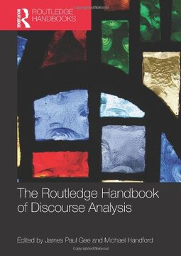 portada The Routledge Handbook of Discourse Analysis (Routledge Handbooks in Applied Linguistics) (libro en Inglés)