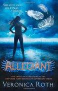 Allegiant (divergent Trilogy) - Veronica Roth - Harper Collins Promotion