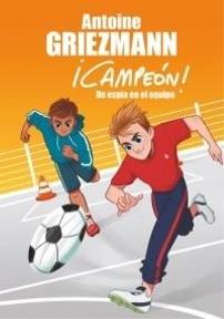 portada Un Espia En El Equipo (Campeon #2) (libro en Castellano)