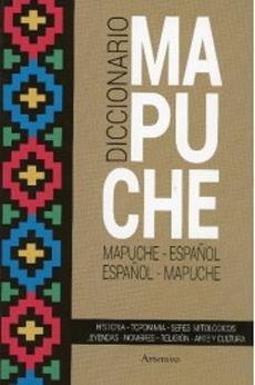 portada Diccionario Mapuche