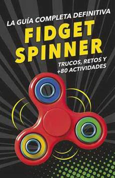portada La Guia Completa Definitiva Fidget Spinners