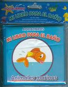 Animales Marinos - mi Libro Para el ba? - Latinbooks - Latinbooks