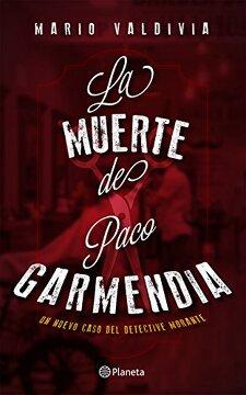 portada La Muerte de Paco Garmendia