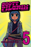 Scott Pilgrim 5 - Bryan Lee O'Malley - Debolsillo