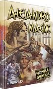 Alejandro Magno - Novela Gráfica - Cecilia Nova - Latinbooks