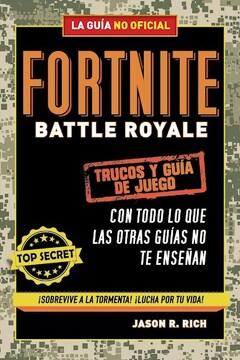 portada Fortnite Battle Royale Trucos y Guia de Juego