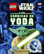 Lego Star Wars Cronicas de Yoda - Daniel Lipkowitz - Dorling Kindersley