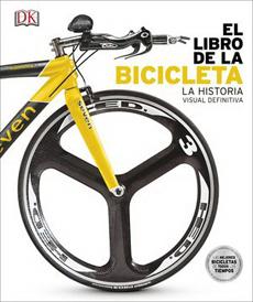 portada El Libro de la Bicicleta (Dk) (Td)