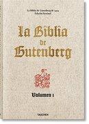 La Biblia de Gutenberg de 1454 - Fussel Stephan - Taschen