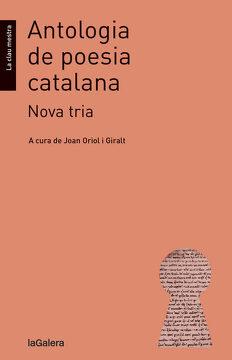 portada NOVA ANTOLOGIA POESÍA CATALANA
