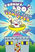 Johnny boo and the ice Cream Computer (Johnny boo Book 8) (libro en Inglés) - James Kochalka - Top Shelf Productions