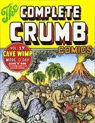 The Complete Crumb 17 (libro en Inglés)