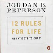12 Rules For Life Unabridged ed (libro en Inglés)