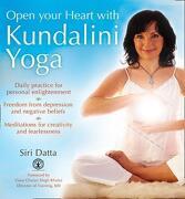 Open Your Heart With Kundalini Yoga edition (libro en Inglés)