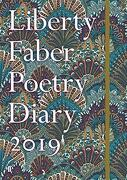 Faber & Faber Poetry Diary 2019: Liberty Edition (libro en Inglés) - Faber And Faber - Faber & Faber