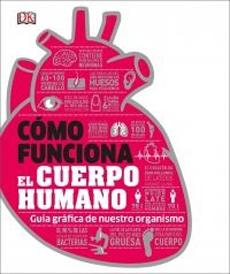 portada Como Funciona el Cuerpo Humano (Dk) (Td)