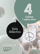 Atòmium, Guia Cultura Valors ètics, 4 Eso (libro en Catalán)