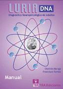 LURIA-DNA Diagnostico Neuropsicologico De Adultos. Juego Com - D. Manga,F. Ramos - Tea Ediciones