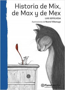 portada Historia de Mix, de max y de mex