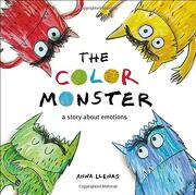 The Color Monster: A Story About Emotions (libro en Inglés) - Anna Llenas - Little Brown