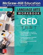 Mcgraw-Hill Education Language Arts Workbook for the ged Test, Second Edition (libro en Inglés) - Mcgraw-Hill Education -