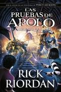 El Laberinto en Llamas (Las Pruebas de Apolo #3) - Rick Riordan - Montena