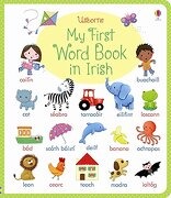 My First Word Book in Irish (libro en Inglés)