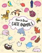 How to Draw Cute Animals (libro en Inglés) - Angela Nguyen -