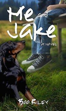 portada Me and Jake (libro en Inglés)