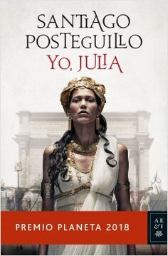 portada Yo, Julia (Premio Planeta 2018)