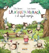 La Xiqueta Huracà i el Xiquet Esponja (libro en Catalan) - Ilan Brenman - Bromera