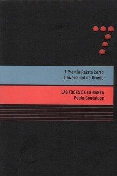 portada Las Voces de la Marea: 7 Premio Relato Corto Universidad de Oviedo