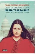 Conversaciones con Maria Teresa Ruiz - Ruth Reichl,Joshua Dy Sart - Debate
