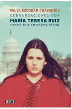 portada Conversaciones con Maria Teresa Ruiz