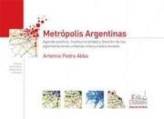 Metropolis Argentinas - Abba, Artemio Pedro - Cafe De Las Ciudades