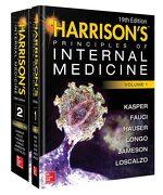 Harrison's Principles of Internal Medicine (Medicina) (libro en Inglés) - Dennis L. Kasper; Anthony S. Fauci; Stephen L. Hauser; Dan L. Longo; J. Larry Jameson; Joseph Loscalzo - Mcgraw-Hill