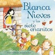 Fairytale Picture Board Books: Blanca Nieves y los Siete Enanitos - PARRAGON BOOK - PARRAGON BOOK