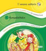 El Enano Saltarin = Rumpelstitskin (Cuentos de Siempre Bilingue) (Incluye cd Interactivo) - Lectorum Pubns - Editorial Everest