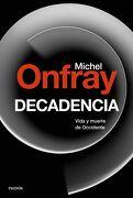 Decadencia - Michel Onfray - Paidos