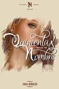Quinientas Veces tu Nombre - Nacarid Portal Arraez - CreateSpace Independent Publishing Platform
