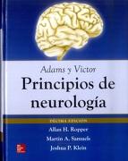 Adams y Victor Principios de Neurologia - Allan Ropper - Mcgraw Hill