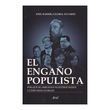 portada El Engaño Populista